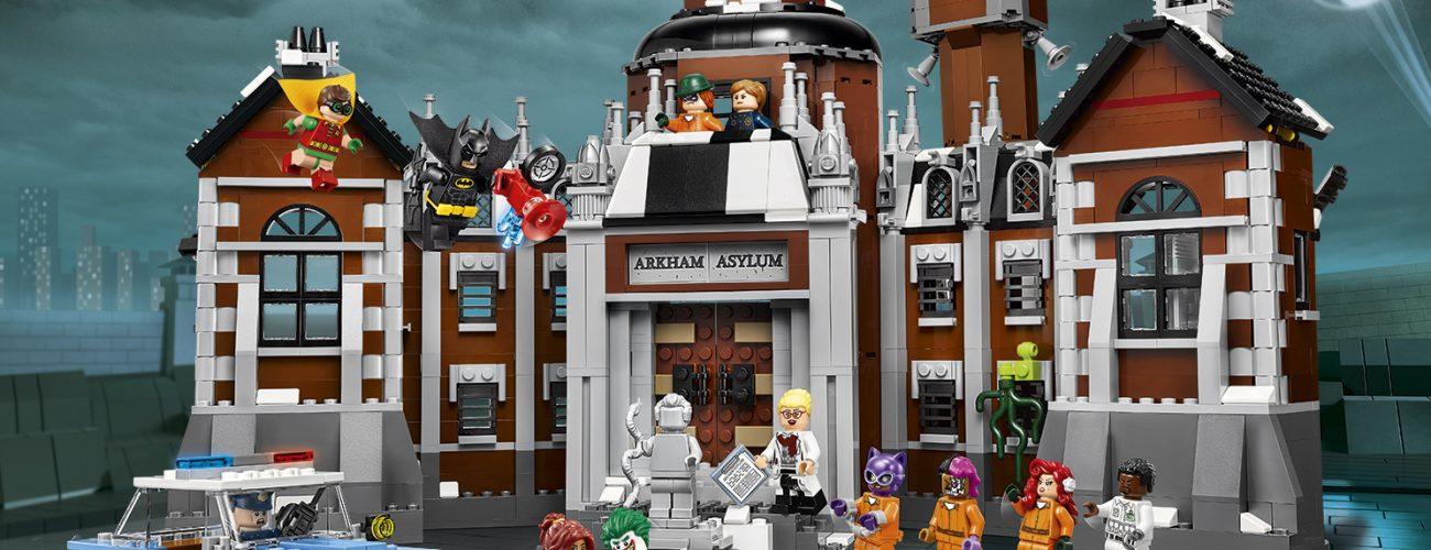 Lego Batman arriva a casa tua!
