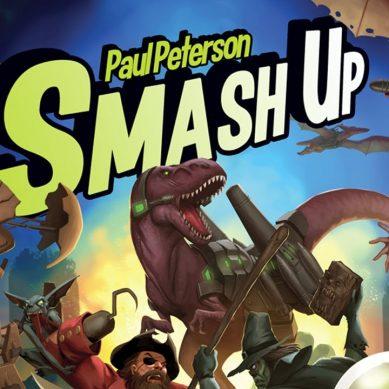 Smash Up: tutte le nuove espansioni!