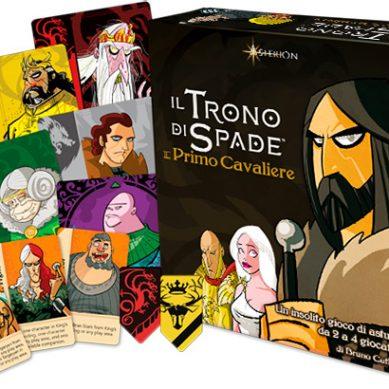 Il Trono di Spade: Il Primo Cavaliere