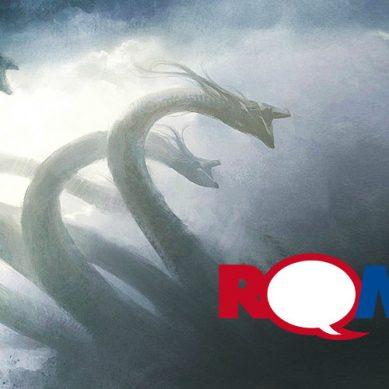 Galactus a Romics più Magic che mai!