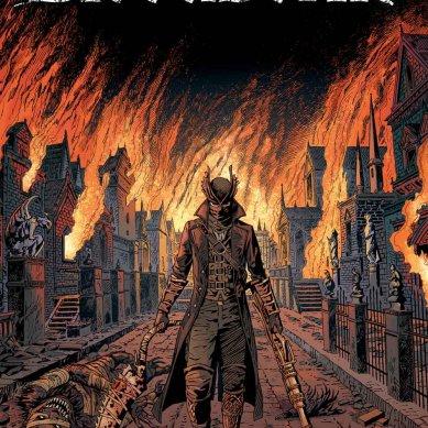 Bloodborne: la nuova serie a fumetti