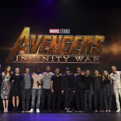 Online il primo trailer di Avengers: Infinity War