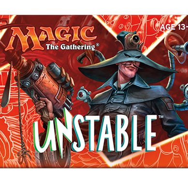 Magic: Unstable + Draft Weekend