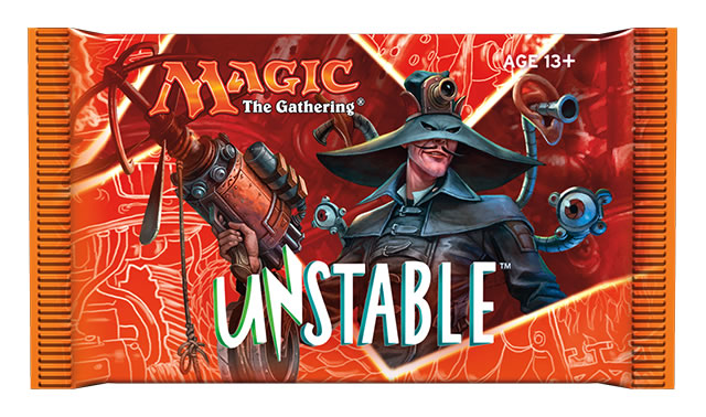 Magic: Unstable + Draft Weekend
