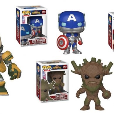 Funko Pop: Contest of Champions