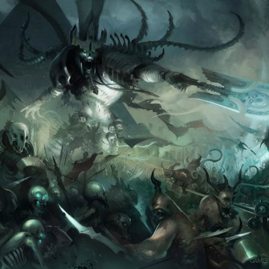 Malign Portents: il ritorno di Nagash