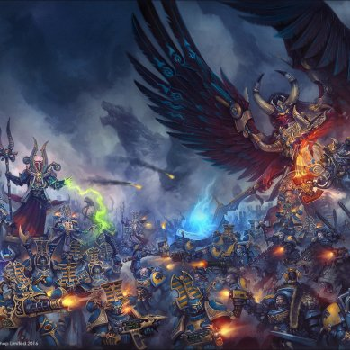 I mille figli del Ciclope: i Thousand Sons ritornano!