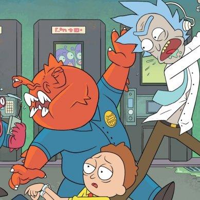 Rick & Morty diventa un fumetto: arrivano le avventure inedite dell'improbabile duo!