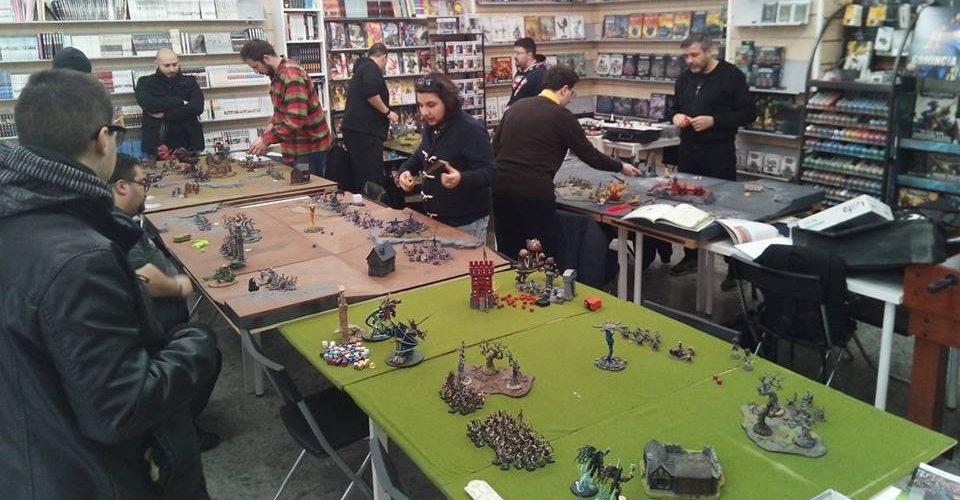 Report Torneo Warhammer Age of Sigmar – Domenica 18 Febbraio