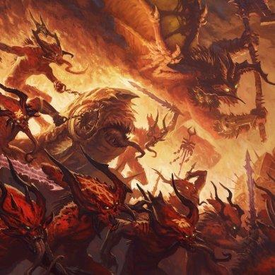 Warhammer Age of Sigmar: l'inizio del mito (prima parte)