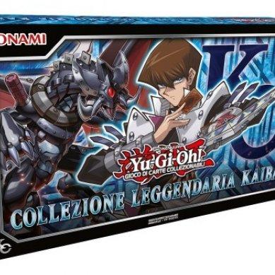 Collezione Leggendaria Kaiba: 12 Box Opening