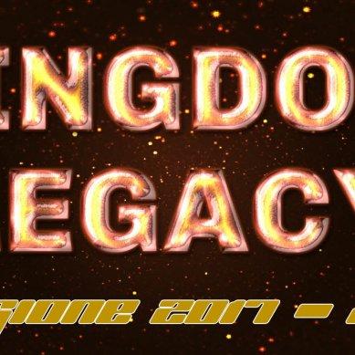 Settima Tappa Kingdom Legacy: Infografica by Marco Lucchi