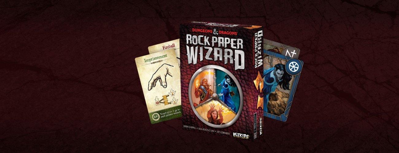 Rock Paper Wizard: il party game da non perdere!