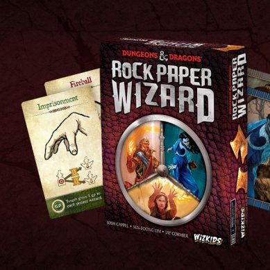 Rock Paper Wizard: il party game da non perdere!