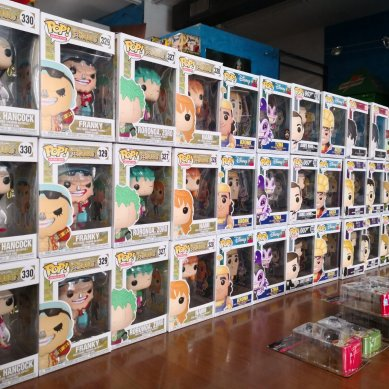 Un'invasione di Funko Pop!
