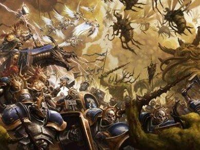 Warhammer Age of Sigmar: l'inizio del mito (seconda parte)