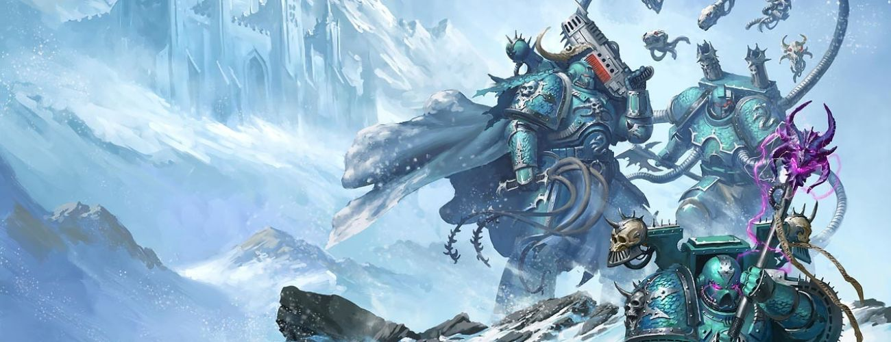 Warhammer: dieci cose che non sapevi sull'Alpha Legion