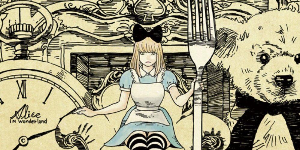 Wonderland #1: in arrivo il peculiare manga ispirato alla fiaba di Lewis Carroll!