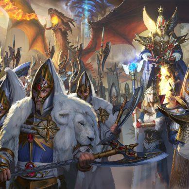 Warhammer Age of Sigmar: dove sono finiti gli Aelves?