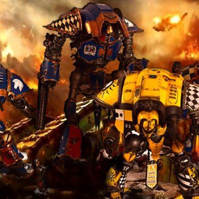 La lama del Barone: i Knight vanno in guerra!