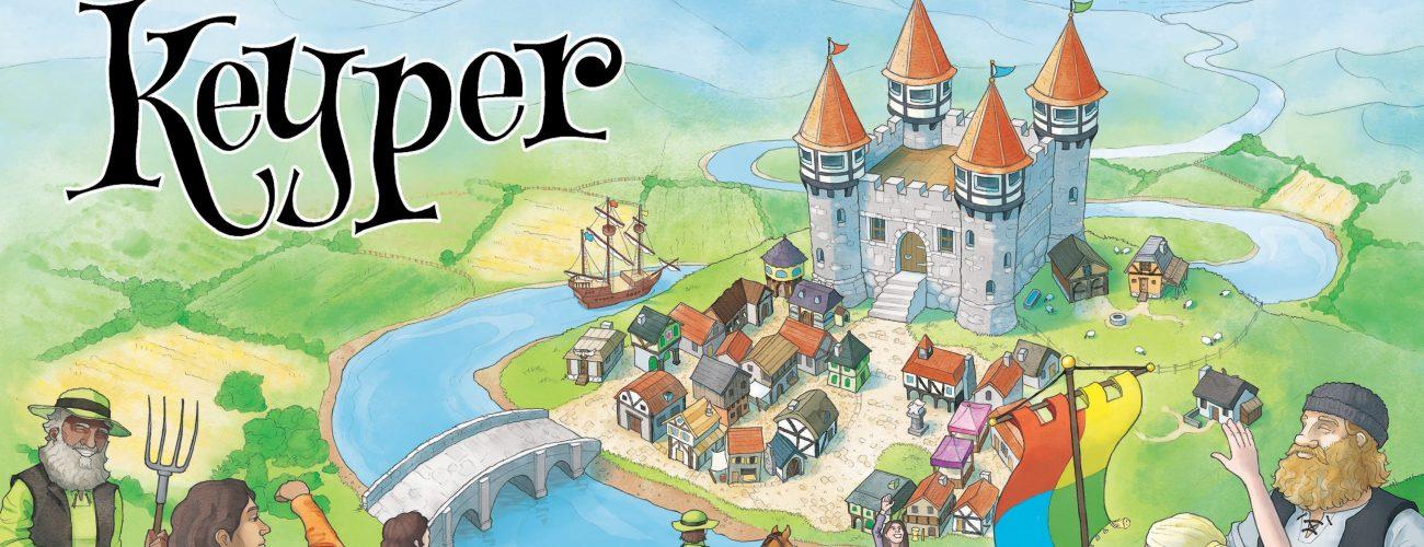 Keyper: l'insediamento medievale che non ti aspetti – Recensione di DiebyDice
