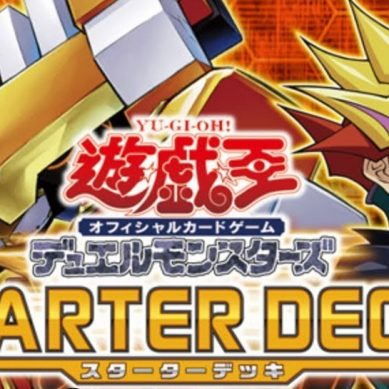 Arrivano i nuovi Starter Deck di Yu-Gi-Oh!: Decifratori di Codici