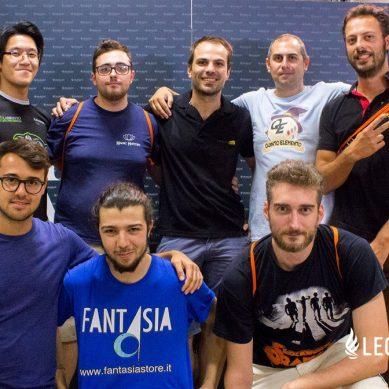 Top8 Decklist Main Event @ Nazionali Italiani di Magic