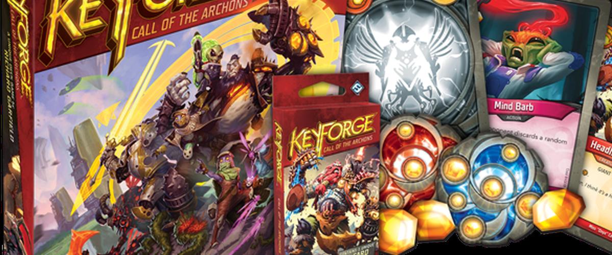 Keyforge – Il Richiamo degli Arconti – Recensione di DiebyDice