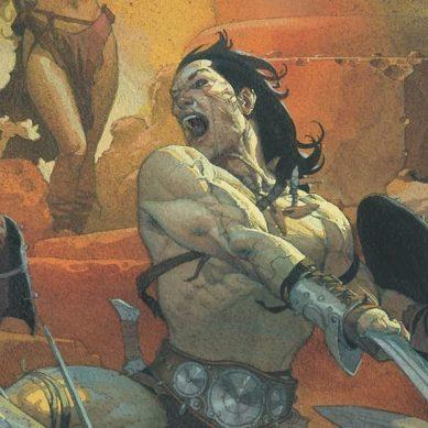 Conan il Barbaro torna in fumetteria per sfidare i supereroi Marvel!