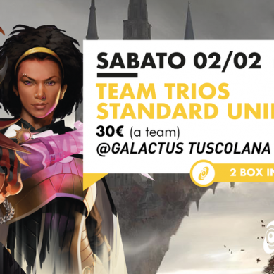 Torneo Magic: Team Standard Unified @ Galactus Tuscolana