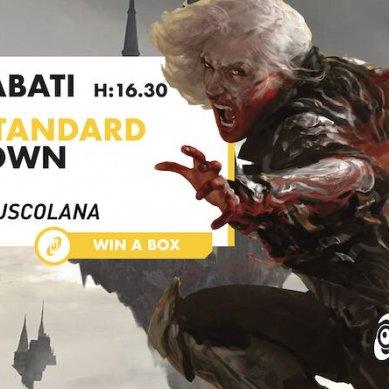 Torneo Magic: Standard Showdown Win A Box @ Galactus Tuscolana