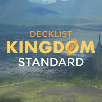 Top8 Decklists Kingdom Standard 2