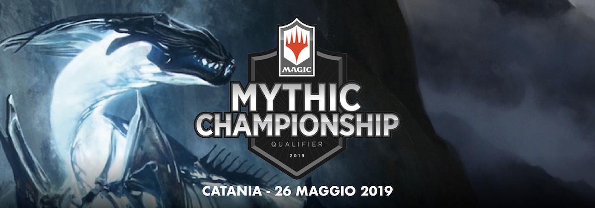 Decklist – Mythic Championship Qualifier – Top8 – Catania