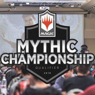 Mythic Championship Qualifier – TOP8  –  12 Maggio 2019 – Roma