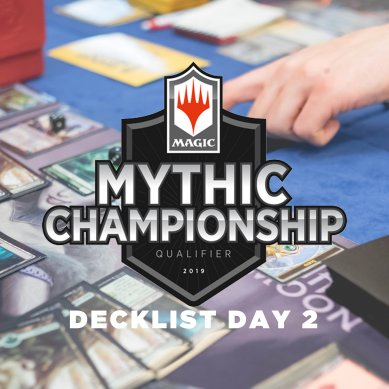Decklist – Mythic Championship Qualifier – Top8 – Roma – Day 2