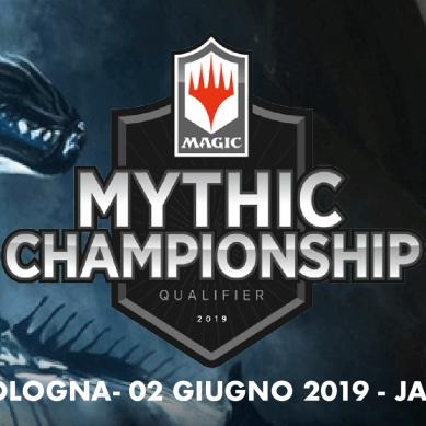 Decklist – Mythic Championship Qualifier – Top8 – Bologna – Jace