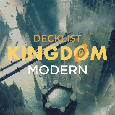 Top8 Decklist Kingdom Modern 26 Gennaio
