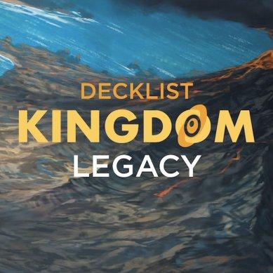 Top8 Decklist Kingdom Legacy 2 Febbraio Tiburtina