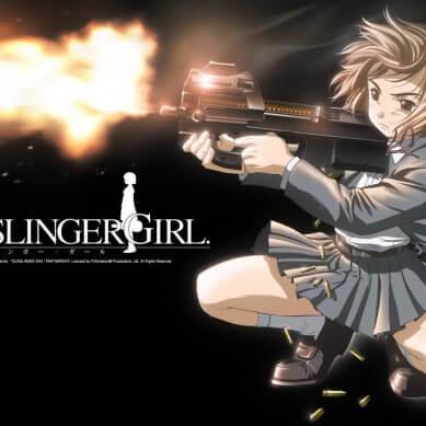 Gunslinger Girl – Mafia, cyborg e mandolino
