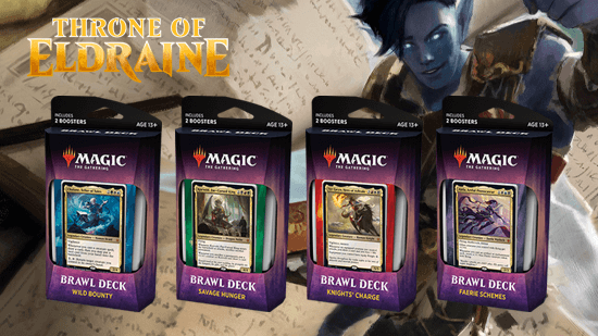 MTG Prodotti: Throne of Eldraine: Brawl Deck