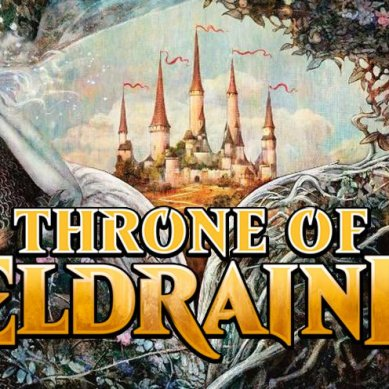 MTG Prodotti: Throne of Eldraine: Box di Bustine
