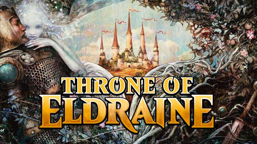 MTG Prodotti: Throne of Eldraine: Box di Bustine