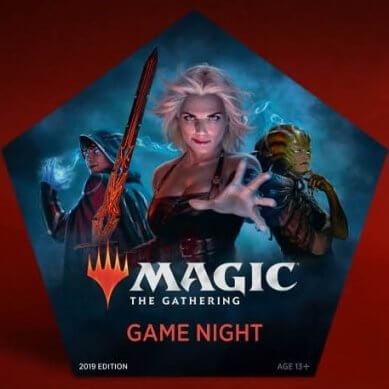 MTG Prodotti: Game Night 2019