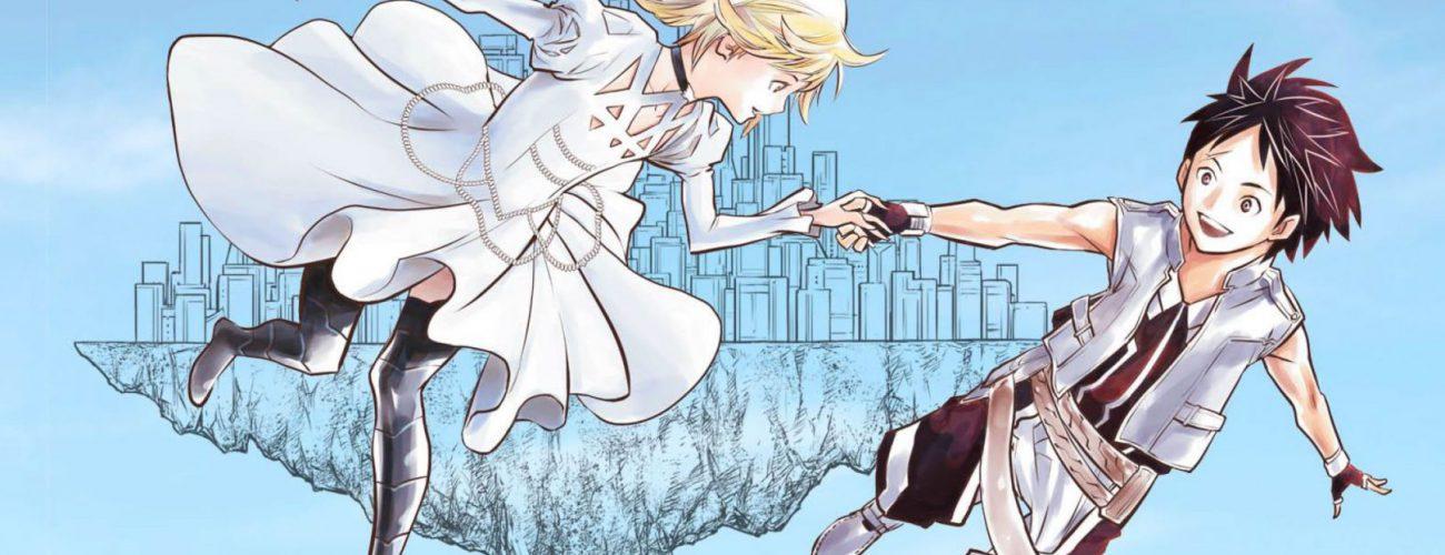 Ariadne in the Blue Sky  – Dove una leggendaria città volante è solo l'inizio!