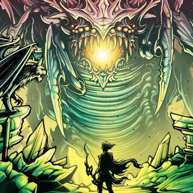 MTG Prodotti: Ikoria: Terra dei Behemoth: Confezioni di buste (Box)