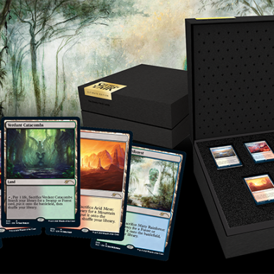 Mtg Prodotti: Secret Lair Ultimate Edition