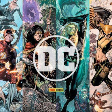 DC/Panini – Anno Uno